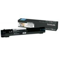 Lexmark X950X2KG, Toner Cartridge Extra HC Black, X950, X952, X954- Original