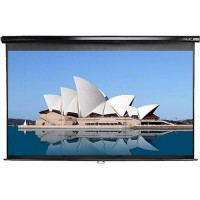 Elite M106UWH Manual Pull Down Projection Screen