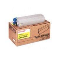Sharp MX27GTYA, Toner Cartridge- Yellow, MX-2300, MX-2700- Genuine