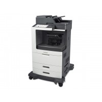 Lexmark MX810dpe, Mono Multifunctional Laser  Printer
