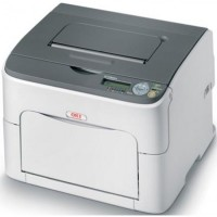OKI C130N A4 Colour Laser Printer