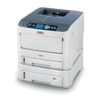 OKI C610DTN A4 Colour Laser Printer