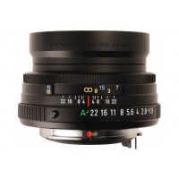 Pentax SMC FA 43mm F1.9 Limited Lens