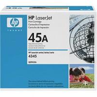 HP 4345, M4345 Toner Cartridge - Black Genuine (Q5945A)