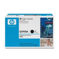 HP Q5950A, Toner Cartridge- Black, 4700- Genuine