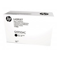HP Q5950AC, Toner Cartridge Black, Colour Laserjet 4700- Original