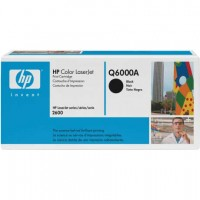 HP Q6000A, Toner Cartridge- Black, 1600, 2600, 2605, CM1015, CM1017- Genuine