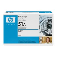 HP Q7551A, Toner Cartridge- Black, M3027, M3035, P3005- Original
