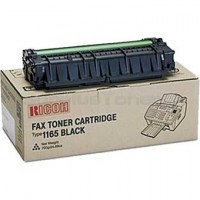 Ricoh 412895 Toner Cartridge Black, Fax 1120, 1160, 3310, 3320, 4410, 4420 - Genuine