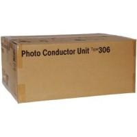 Ricoh 400490 Photoconductor Unit Black, Type 306, AP305, AP306, AP505 - Genuine