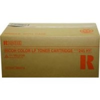 Ricoh, EDP 888329, Toner Cartridge Yellow, Type 145HY, CL4000dn, SP C410dn, C420dn, C411dn- Original