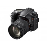 Sony SLT-A77V Black Camera With 16-50mm lens