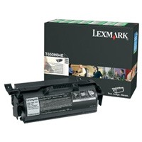 Lexmark T650H04E, Toner Cartridge HC Black, T650, T652, T654, T656- Original