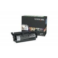 Lexmark T650H11E, High Capacity Return Program Toner Cartridge- Black, T650, T652- Genuine