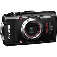 Olympus, Stylus Tough TG-3, Waterproof Digital Camera- Black