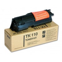 Kyocera TK110, Toner Cartridge- HC Black, FS1016, FS1116, FS720, FS820, FS920- Genuine