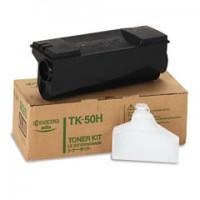 Kyocera TK50H, Toner Cartridge- Black, FS1900- Genuine