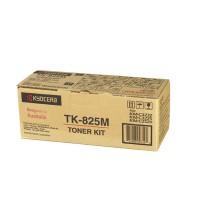 Kyocera Mita TK-825M, Toner Cartridge- Magenta, KM C2520, C3225- Genuine