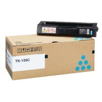 Kyocera Mita TK-150C, Toner Cartridge- Cyan, FS-C1020- Genuine