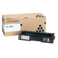 Kyocera Mita TK-150K, Toner Cartridge- Black, FS-C1020- Genuine