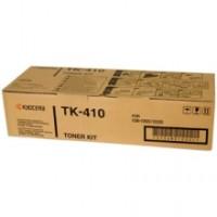 Kyocera TK-410, Toner Cartridge- Black, KM1620, 1635, 1650, 2020- Genuine