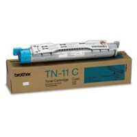Brother TN-11C, Toner Cartridge Cyan, HL-4000CN- Original