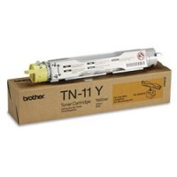 Brother TN-11Y Toner Cartridge - Yellow Genuine