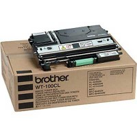 Brother WT100CL, Waste Toner Unit, DCP9040, 9042, HL4040, 4050, MFC9440, 9450- Genuine