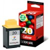 Lexmark 5M0120E No.20 Ink Cartridge - Tri-Colour Genuine