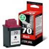 Lexmark 12AX970E No.70 Ink Cartridge - Black Genuine