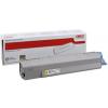 OKI 44059165 Toner Cartridge, MC851 - Yellow Genuine