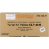 UTAX 4462610016 Toner Cartridge Yellow, CLP 3626, CLP 3630 - Genuine