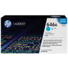 HP CF031A, 646A Toner Cartridge, Laserjet Enterprise CM4540 - Cyan Genuine