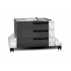 HP CF242A, LaserJet 3x500 Sheet Feeder and Stand, LaserJet Enterprise 700, M712- Original