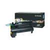 Lexmark C792A1YG, C792/X792 Toner Cartridge 6k - Yellow