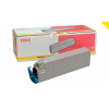 OKI 41515209, Toner Cartridge Yellow, Type 3, C9200, C9400- Original