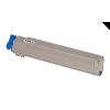 OKI 44643004 Toner Cartridge, C801, C821 - Black Genuine