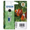 Epson T026 Ink Cartridge - Black Genuine