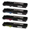 Xerox 106R02245, 106R02246, 106R02247, 106R02248, Toner Cartridge Multipack, Phaser 6600, WorkCentre 6605- Original