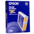 Epson T461 Ink Cartridge - Yellow Genuine