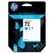 HP C9398A No.72 Ink Cartridge - Cyan Genuine