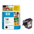 HP C4920DE No.14 Black Printhead Genuine