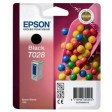 Epson T028 Ink Cartridge - Black Genuine
