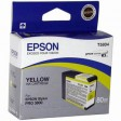 Epson Stylus Pro 3800, 3880 Ink Cartridge - Yellow Genuine (T5804)