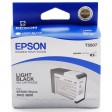 Epson Stylus Pro 3800, 3880 Ink Cartridge - Light Black Genuine (T5807)